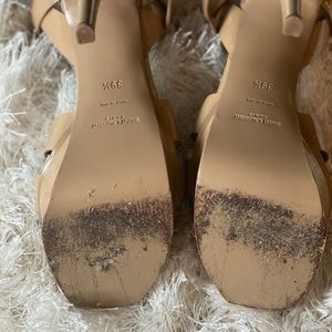 YSL Nude Shoes